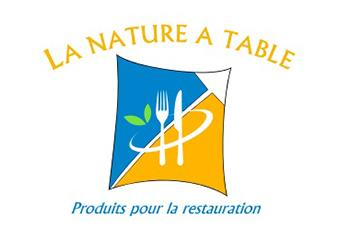 logo nature a table